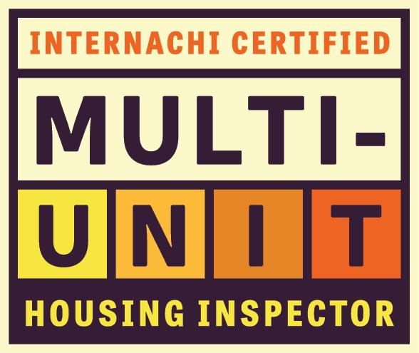 certified multi-unit housing inspector